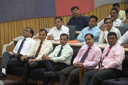 Annual Meeting at YASHADA, Pune