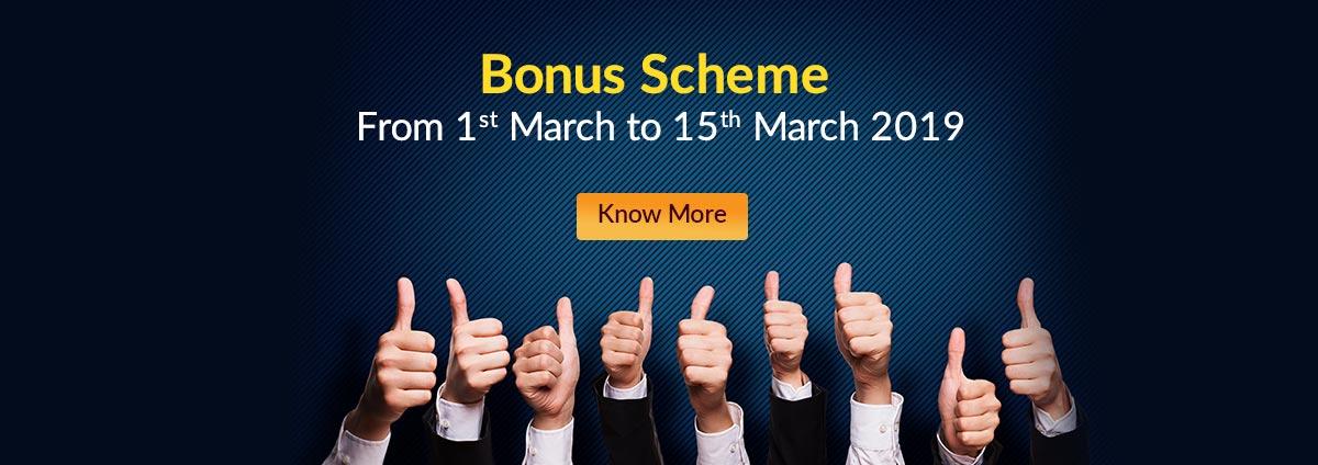 Bonus Scheme