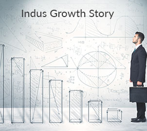 Indus Growth Story