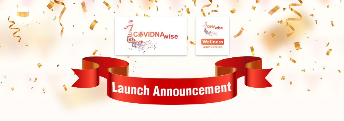 COVIDNAwise Launch Annoucement